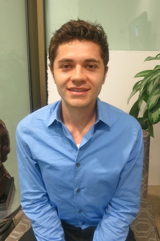 Sebastian Duque, Assistant Director of Digital Media - Lincoln Center Careers