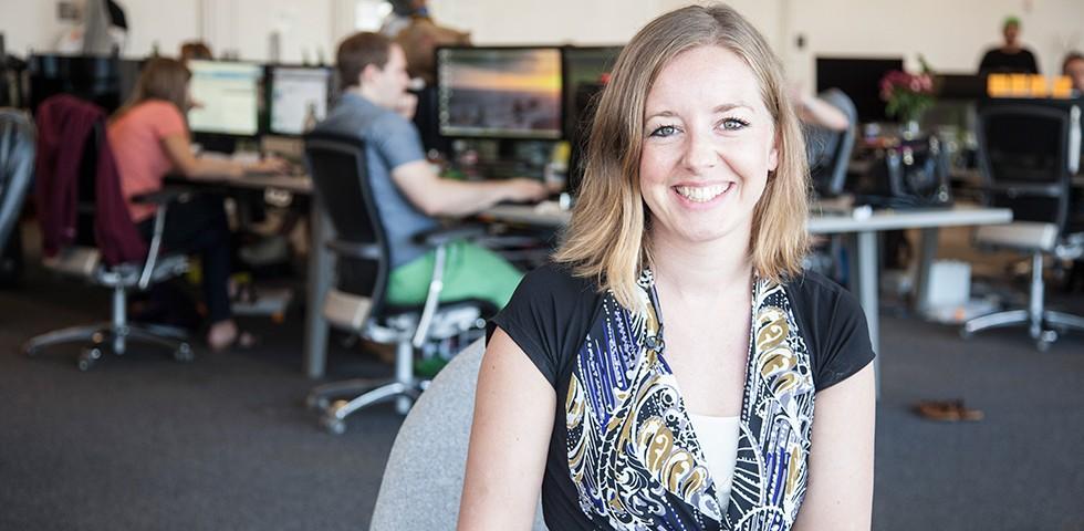 Amanda Egolf, Integration Engineer - Bounce Exchange Careers