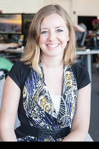 Amanda Egolf, Integration Engineer - Bounce Exchange Careers