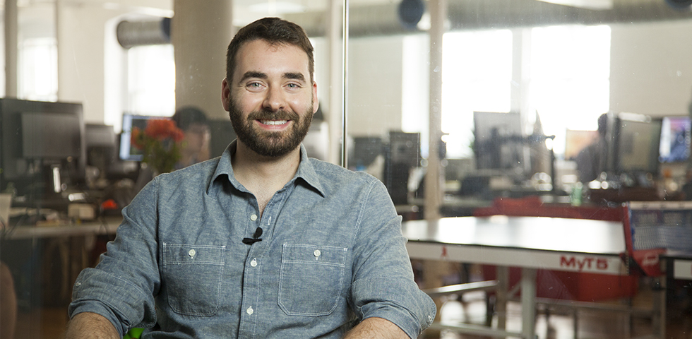 Matt Russell, Lead Graphic Designer - Bounce Exchange Careers