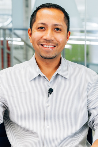 John Ponce, HR Business Partner - San Francisco Chronicle Careers
