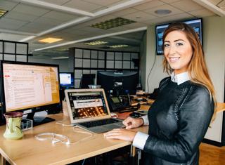 Careers - What Kalliopi Does Senior Mobile App Consultant