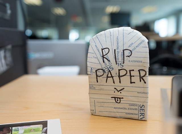 Careers - GoCanvas in the World Say Goodbye To Paper