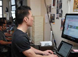 Careers - What Eric Does UX/UI Designer