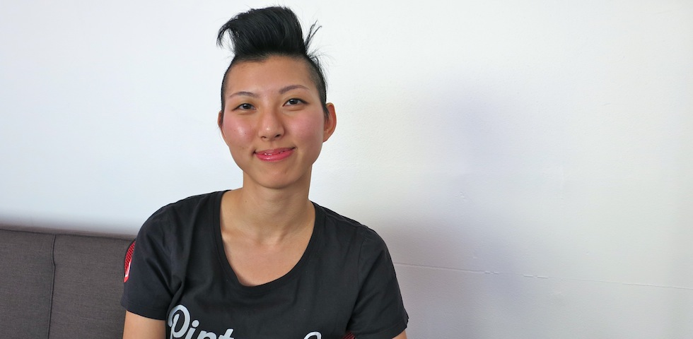 Enid Hwang, Community Manager - Pinterest Careers