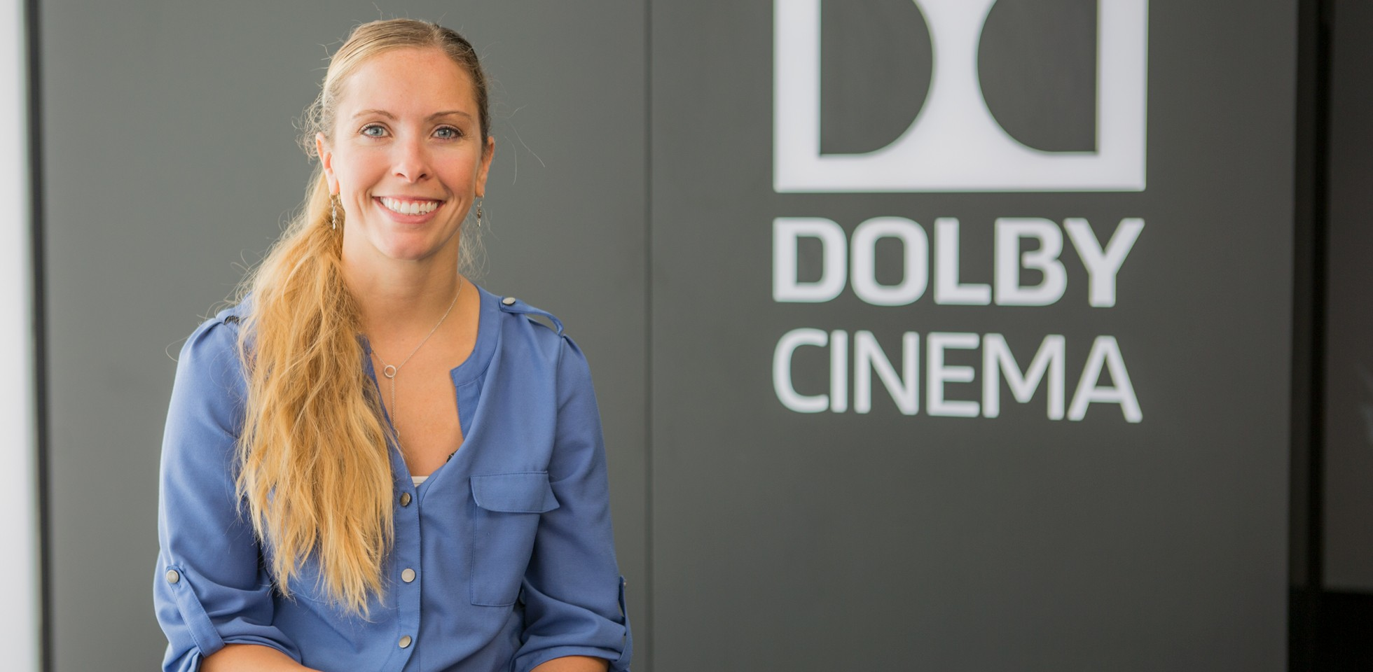 Ashley Penna, Staff Engineer, Cinema - Dolby Careers