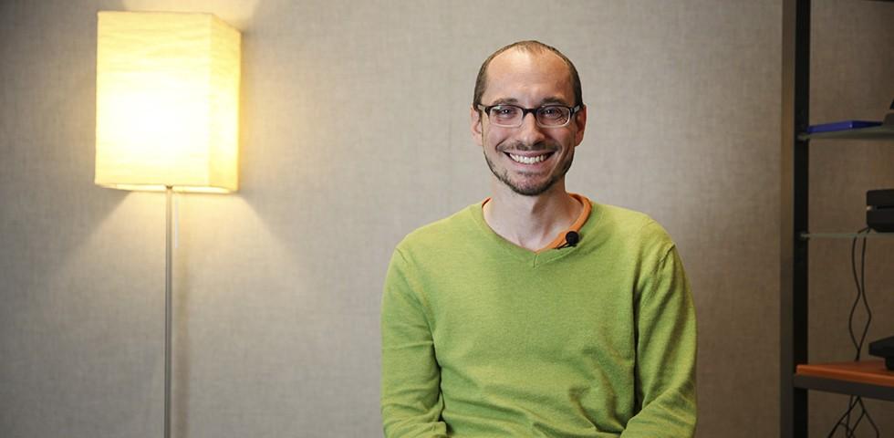 Nicholas B. Engel, Senior Engineer - Dolby Careers