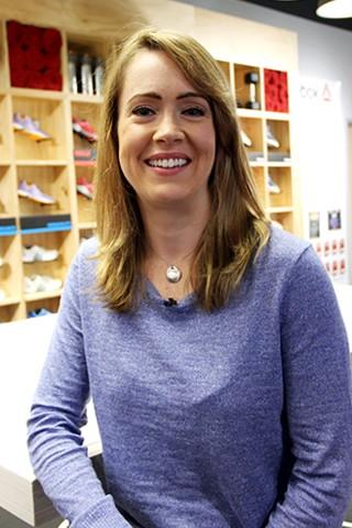 Catherine Marshall, Director, Global Business Development - Reebok Careers