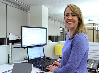 Careers - What Catherine Does  Director, Global Business Development