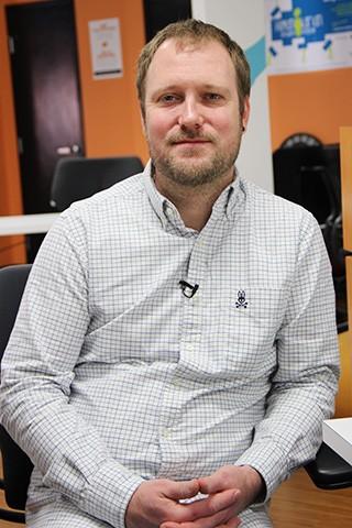 James Spargo, Developer - ThoughtWorks Careers