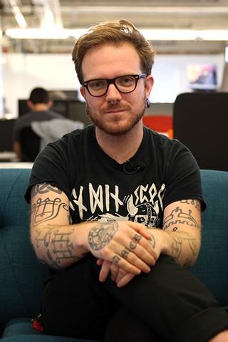 Edbury Enegren, Lead UX Designer - Radius Careers
