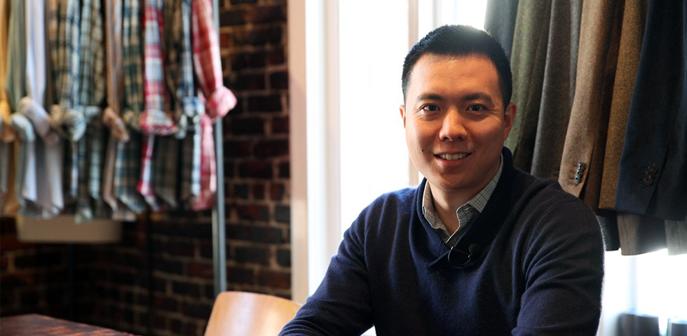 Michael Zhang, Co-Founder - Trumaker Careers