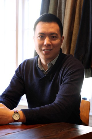 Michael Zhang, Co-Founder - Trumaker Careers
