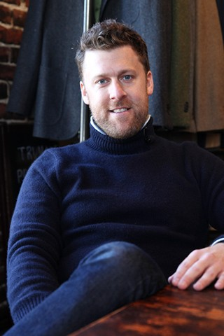 Brett Wagner, Director, Apparel Design - Trumaker Careers