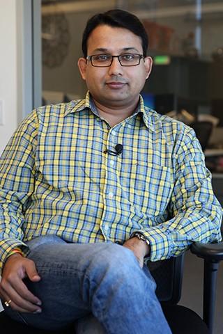 Deepak Vashishtha , Software Engineering Director - Core Digital Media Careers
