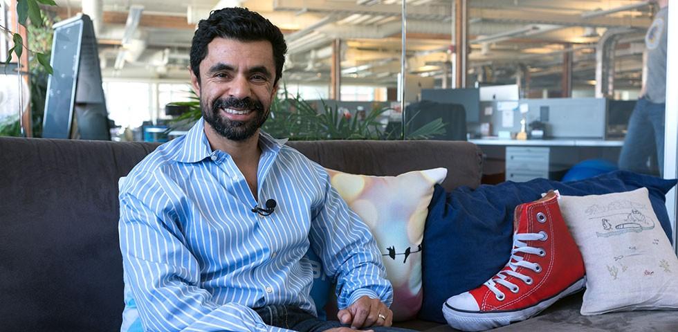 Babak Bahramipour, SVP Of Global Business Development - InMobi Careers