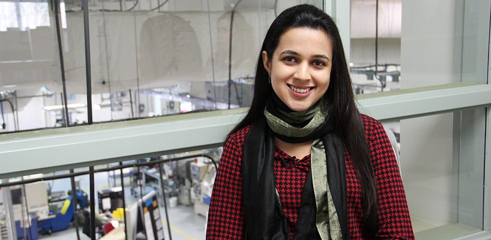 Madhura Mitra, Design Engineer, Plasma Process & Mechanized Systems - Hypertherm Careers