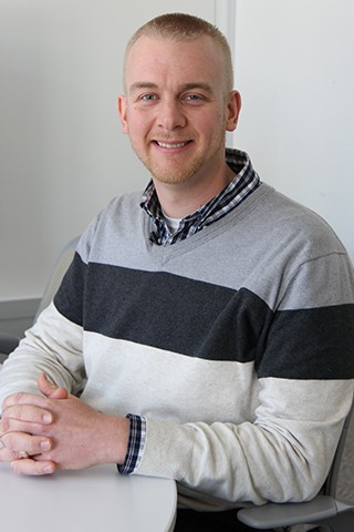 Ryan Ray, Team Leader, IS Application Development - Hypertherm Careers