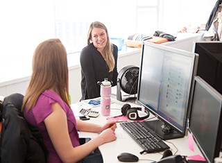 Careers - Rachel's Story Dedicated To Joining
