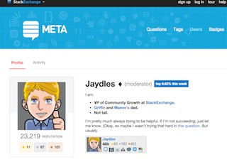 Careers - Visit Jay's Stack Exchange Page