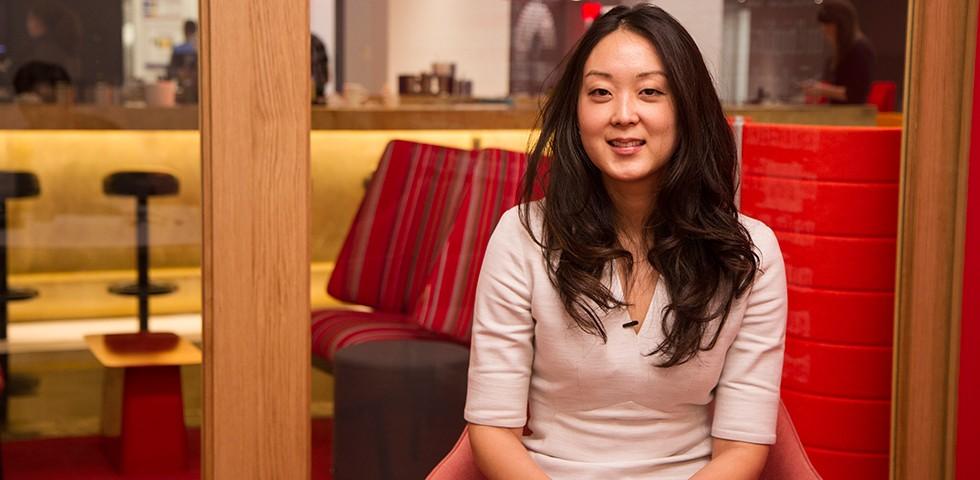 Olivia Kwak, VP, Healthcare - GLG Careers