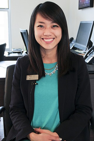 Sunny Shih, Assistant Property Manager  - Bozzuto Careers