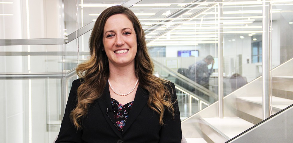 Jennifer Dmytryshyn, Construction Project Manager  - Bozzuto Careers