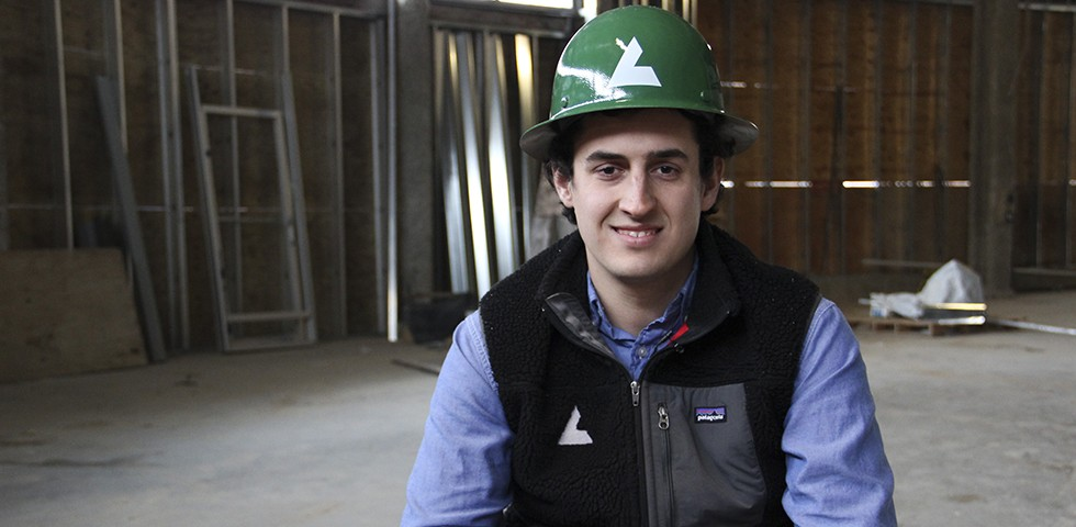 Nick Fratino, Construction Field Engineer - Bozzuto Careers
