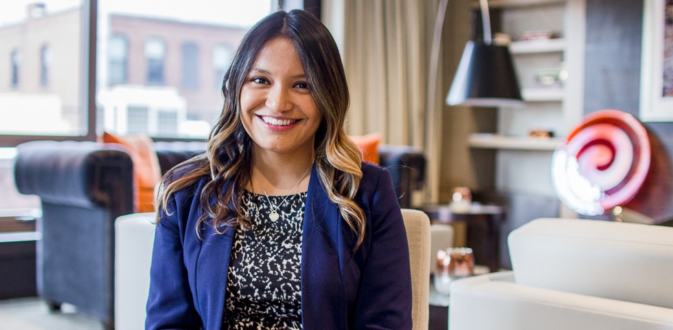 Rocio Simon, Sales & Marketing Associate - Bozzuto Careers