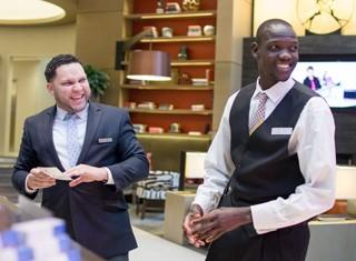 Careers - Office Culture Celebrating Success