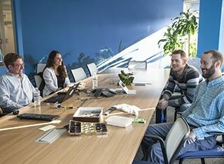Careers - Office Life Choosing Change