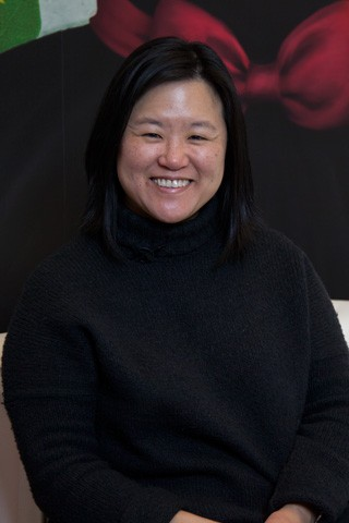 Tracy Kim, VP, People & Chief Of Staff - Shutterstock Careers