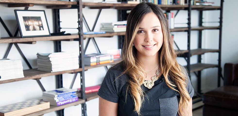 Ariane Carpenter, Account Executive, International Markets - Shutterstock Careers