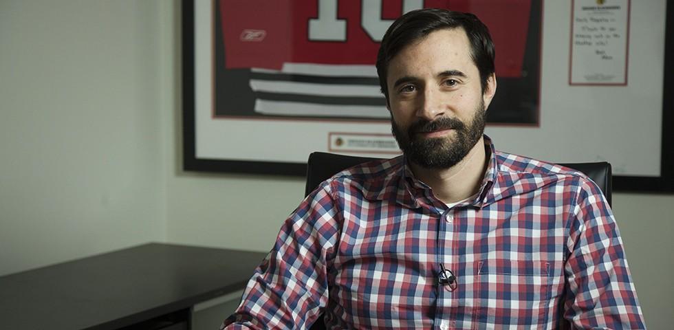 Christian Bovine , Lead User Experience - Omnigon Careers