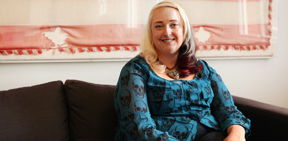 Amy Law, Associate Creative Director  - Swirl Careers