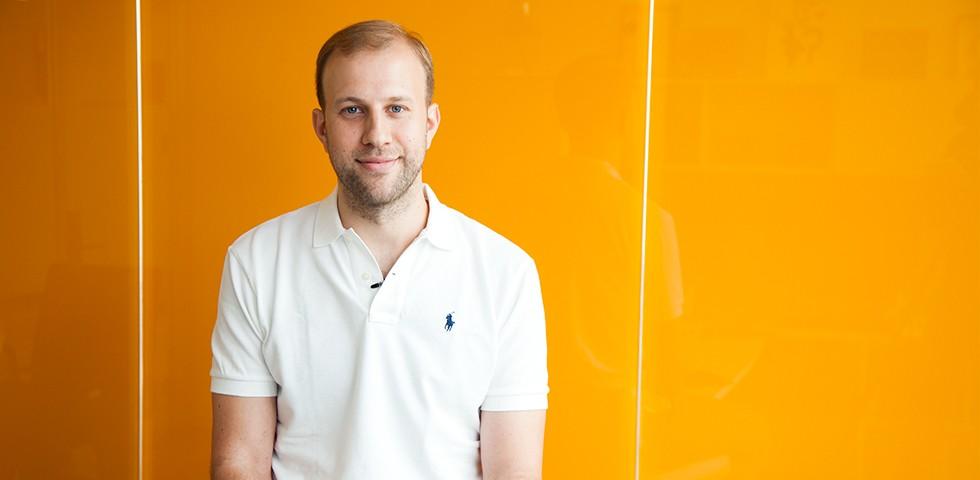 Adrian Facini, Program Management - IEX Group Careers