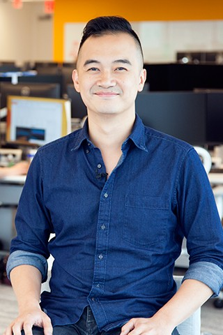 Gerald Lam, Marketing & Communications - IEX Group Careers