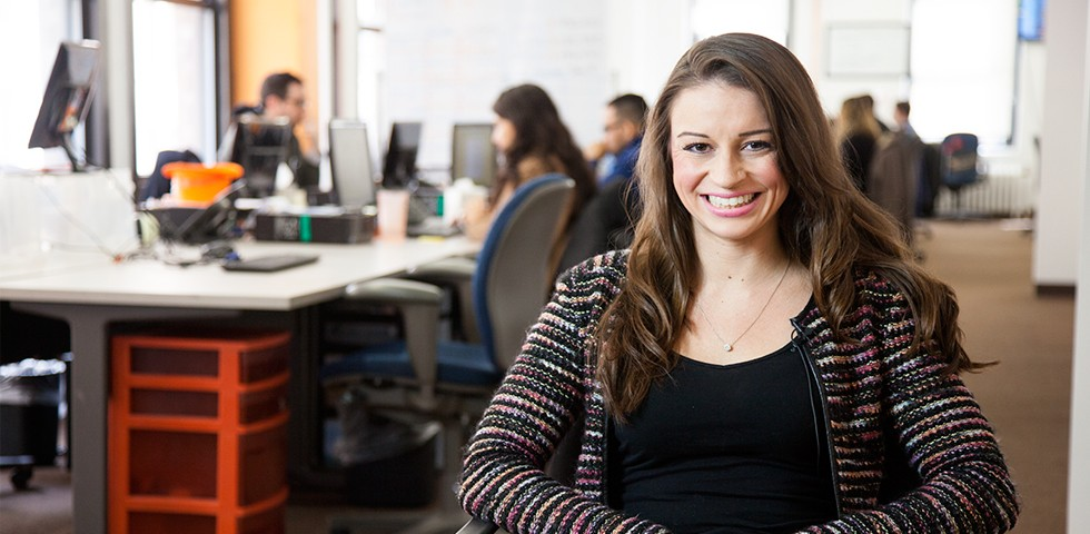Jacqueline Baranov, Account Executive - MediaRadar Careers
