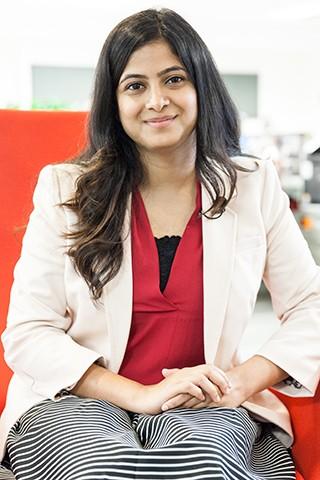 Khushboo Srivastava, Software Development Engineer - Rubicon Project Careers