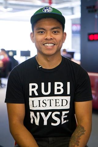 Paulo Panaligan, Software Development Engineer - Rubicon Project Careers