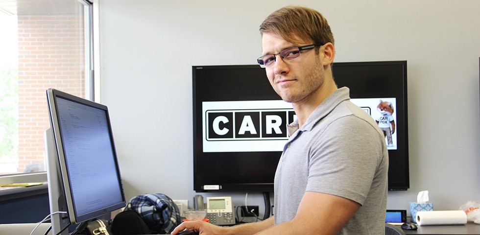 Todd Elvers, Product Developer - CARFAX Careers