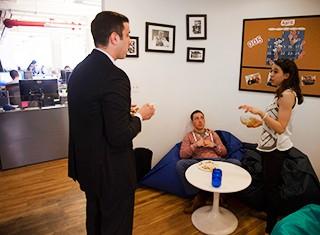 Careers - Office Life Free Flowing