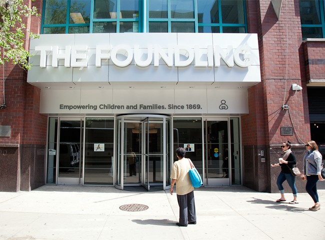 The New York Foundling Careers