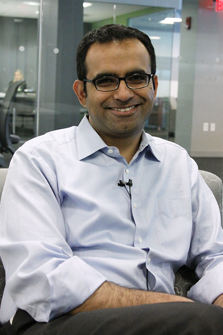 Sridhar Prasad, Manager - Bridgespan Careers