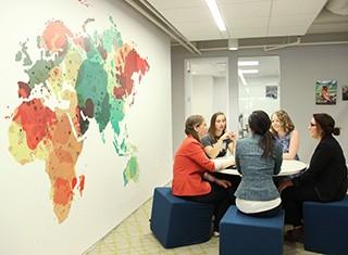 Careers - Office Life  Global Change