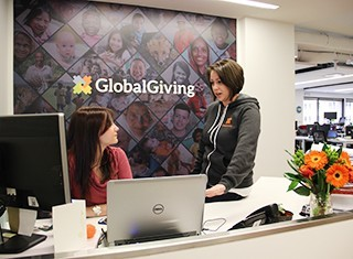 Careers - What GlobalGiving Does