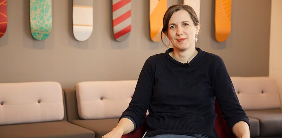 Catherine Williams, Chief Data Scientist - AppNexus Careers
