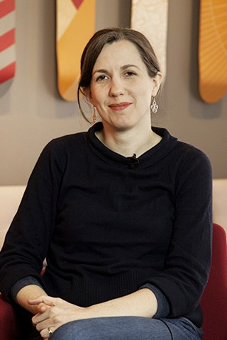 Catherine Williams, Chief Data Scientist - AppNexus Careers