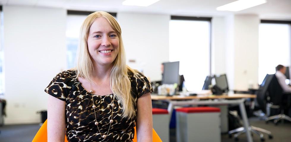 Pamela Ibarra, Director, Account Management - AppNexus Careers