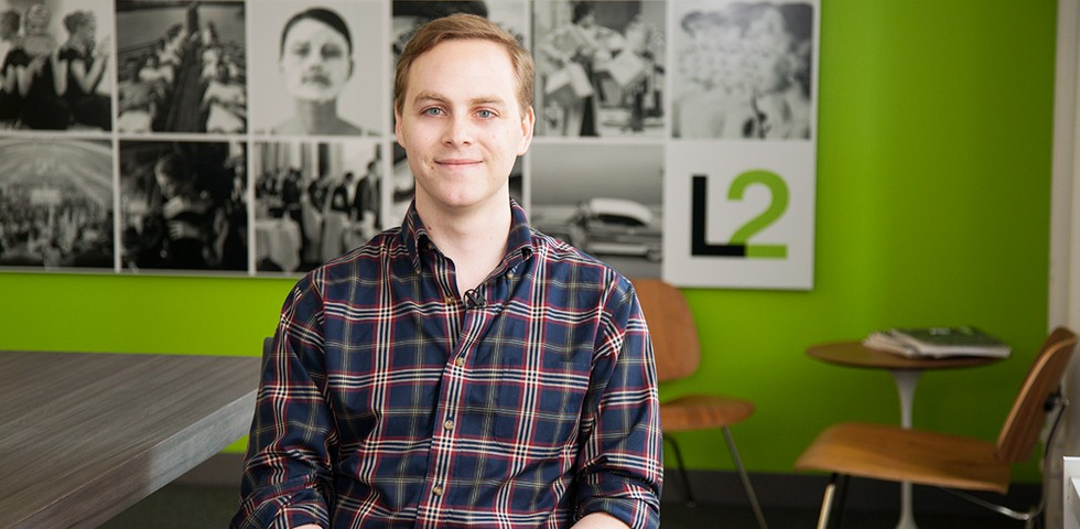 Reid Sherard, Research Lead - L2 Careers